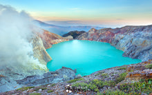 2D1N Ijen Lake, Indonesia
