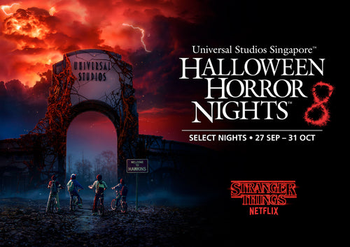 Halloween Horror Nights 8