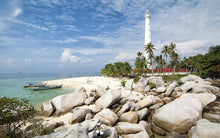 Indonesia Belitung Island