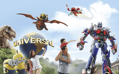Universal Studios Singapore Tickets Promotion