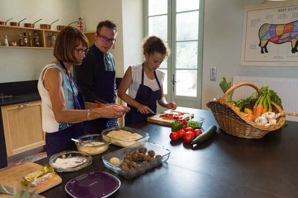 photo of cookery course