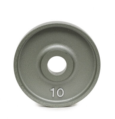 Ivanko OM Series 5 lb. machined barbell plate