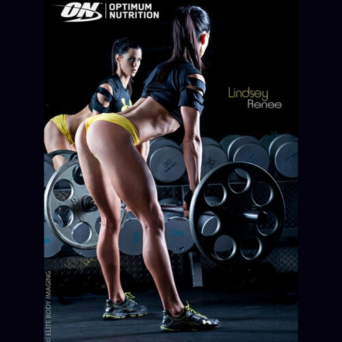 Ivanko weightlifting products in ads