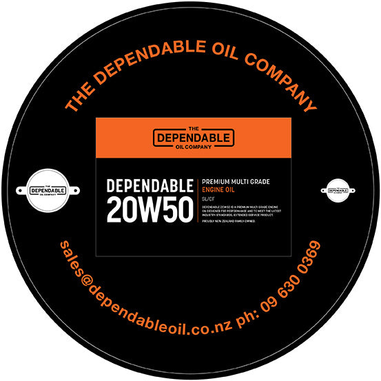 Products - The Dependable Oil Company