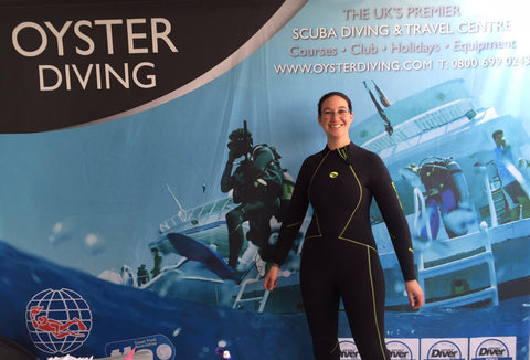 0645e2963fb Is this the Warmest Wetsuit on the Planet  Bare EVOKE wetsuit review ...