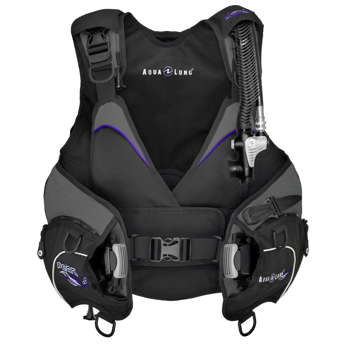 Aqua Lung Pearl BCD - CLEARANCE - Oyster Diving Shop - 2