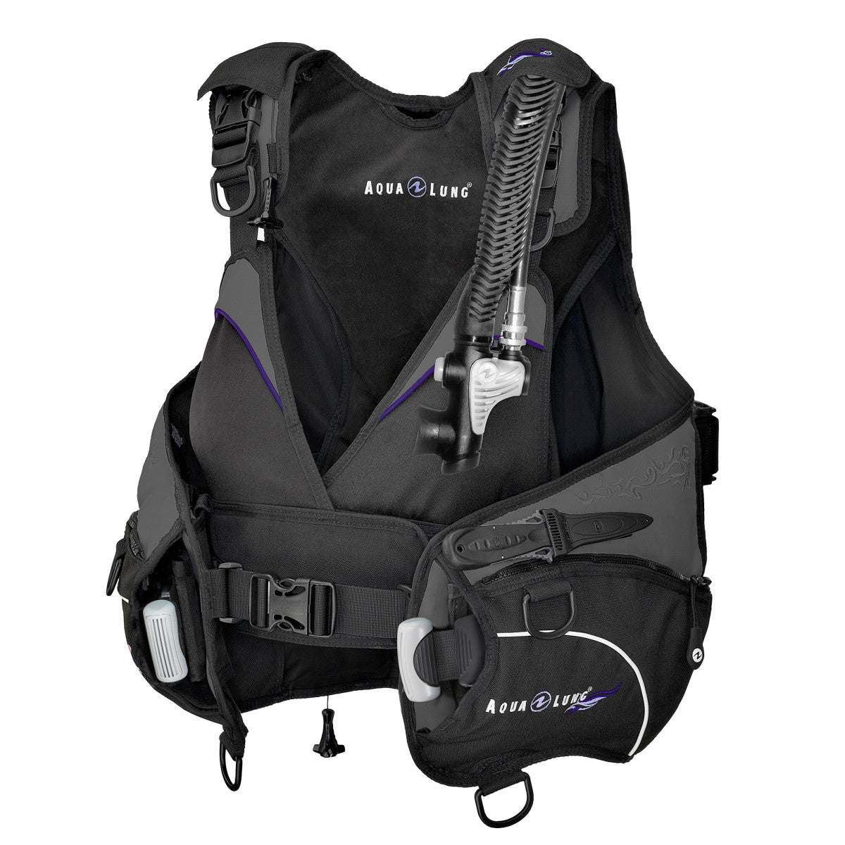 Aqua Lung Pearl BCD - CLEARANCE - Oyster Diving Shop - 3