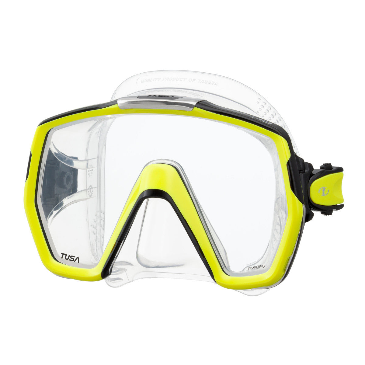 TUSA Freedom HD Mask - Oyster Diving Shop - 3