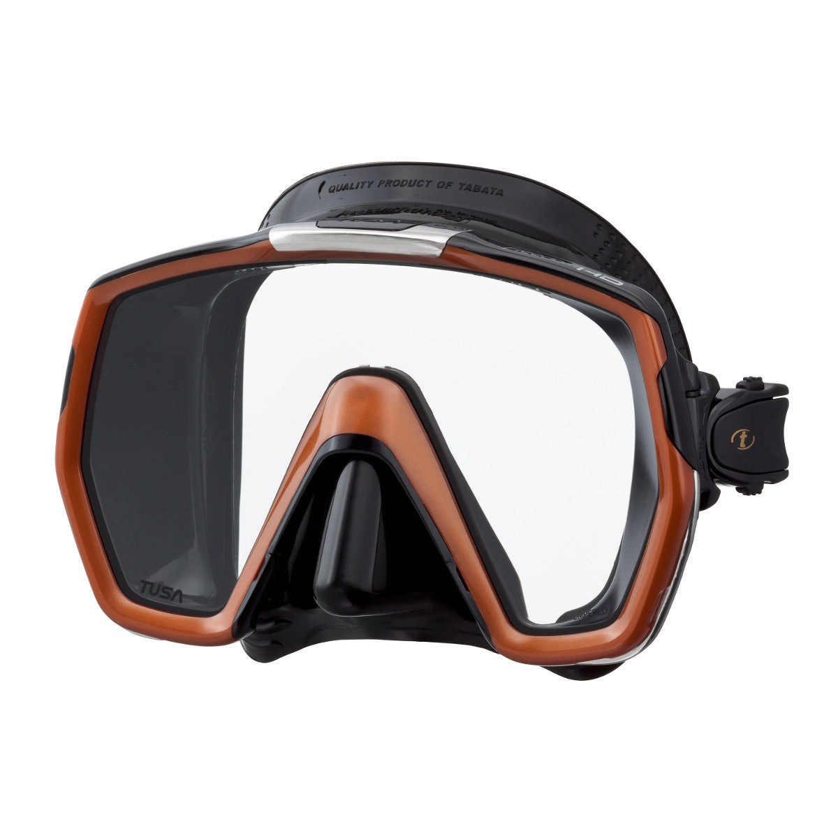 TUSA Freedom HD Mask - Oyster Diving Shop - 8