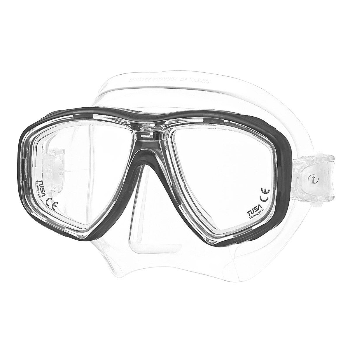 TUSA Freedom CEOS Mask - Oyster Diving Shop - 2