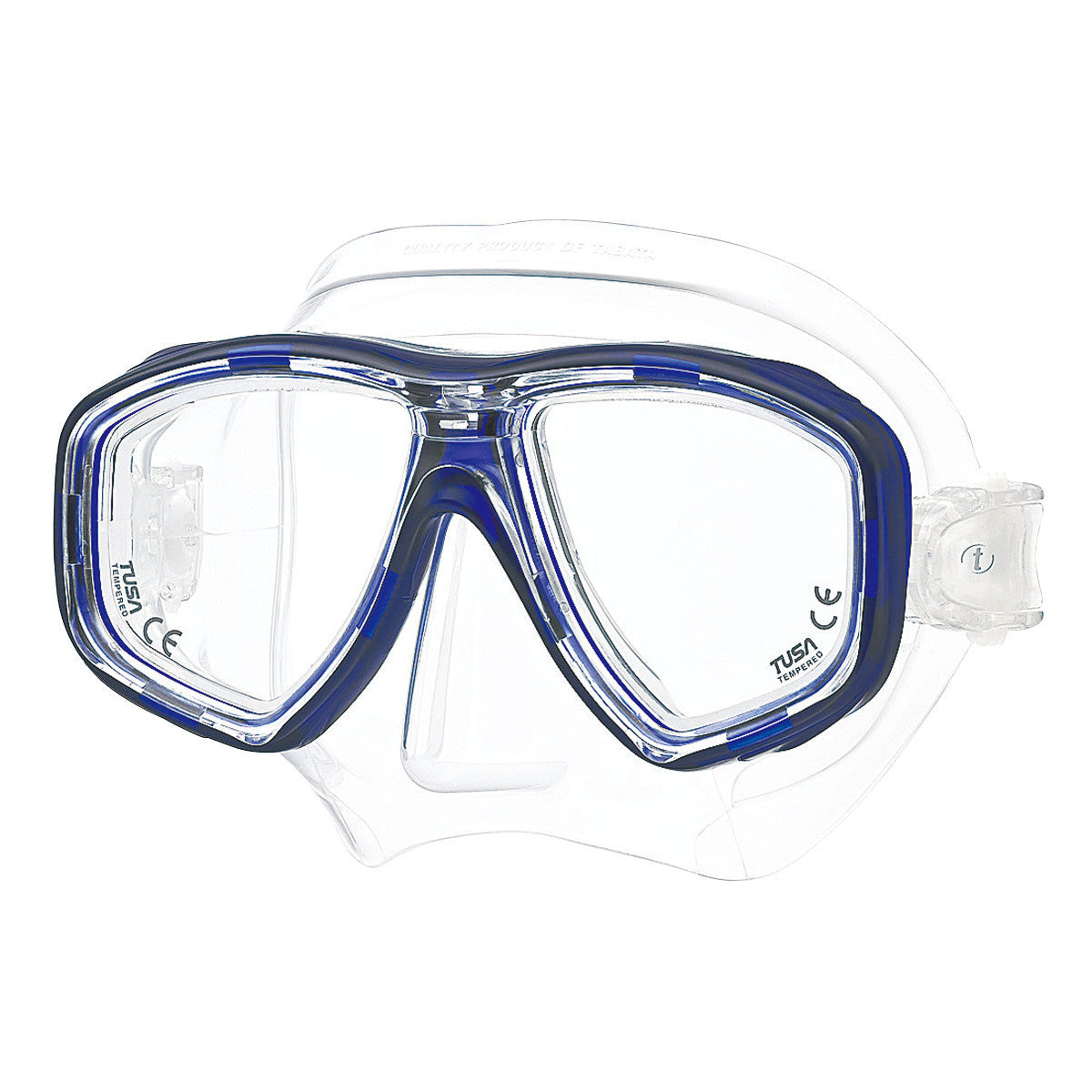 TUSA Freedom CEOS Mask - Oyster Diving Shop - 4