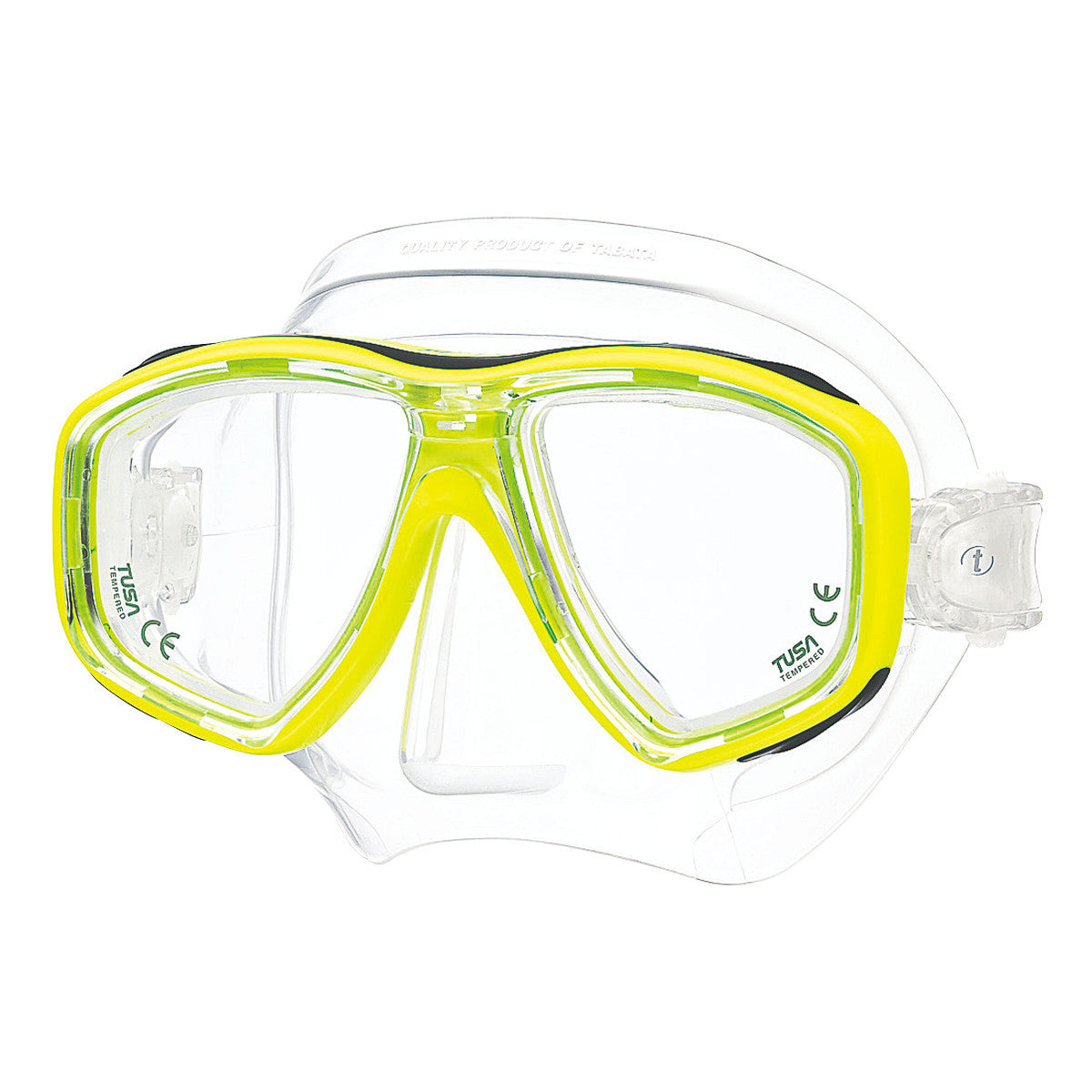 TUSA Freedom CEOS Mask - Oyster Diving Shop - 5