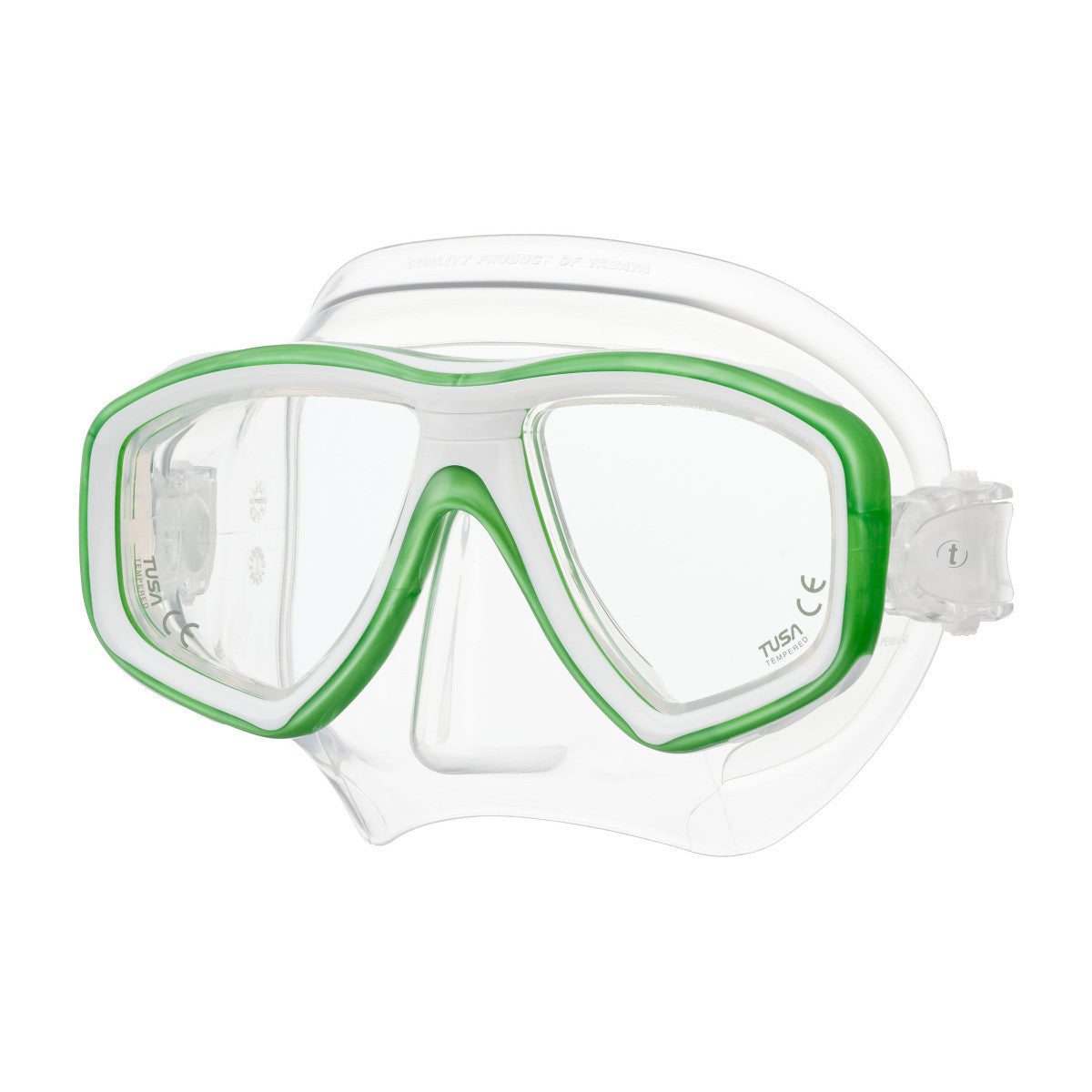 TUSA Freedom CEOS Mask - Oyster Diving Shop - 8