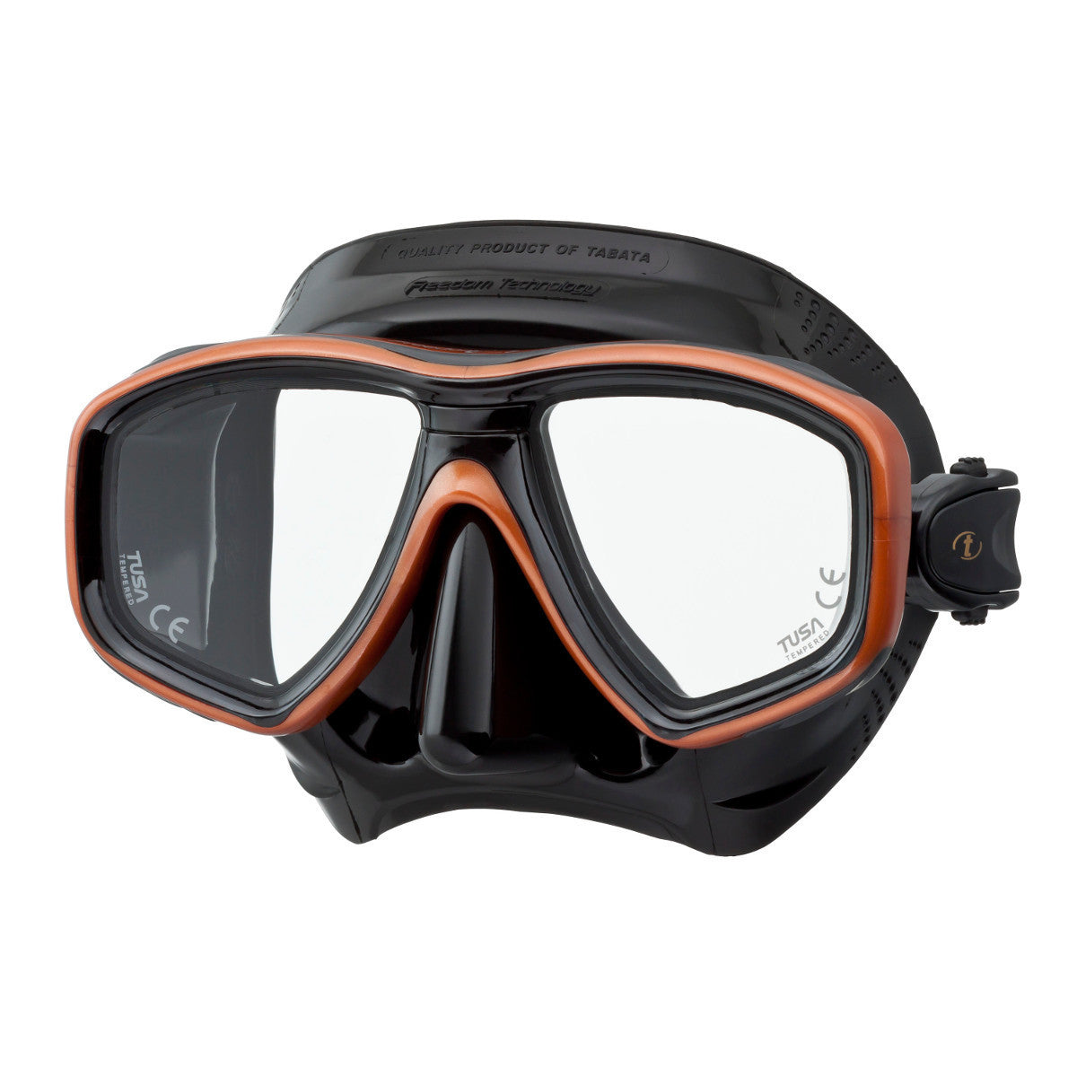 TUSA Freedom CEOS Mask - Oyster Diving Shop - 12