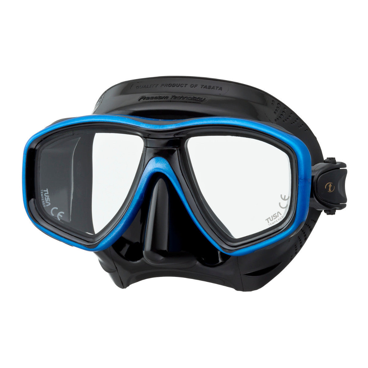 TUSA Freedom CEOS Mask - Oyster Diving Shop - 10