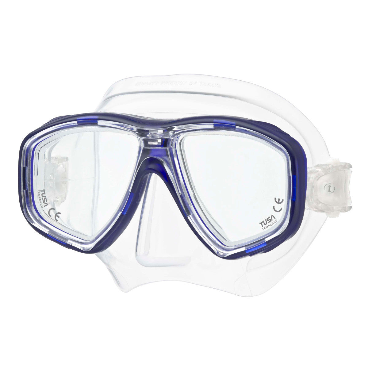 TUSA Geminus Mask - Oyster Diving Shop - 3