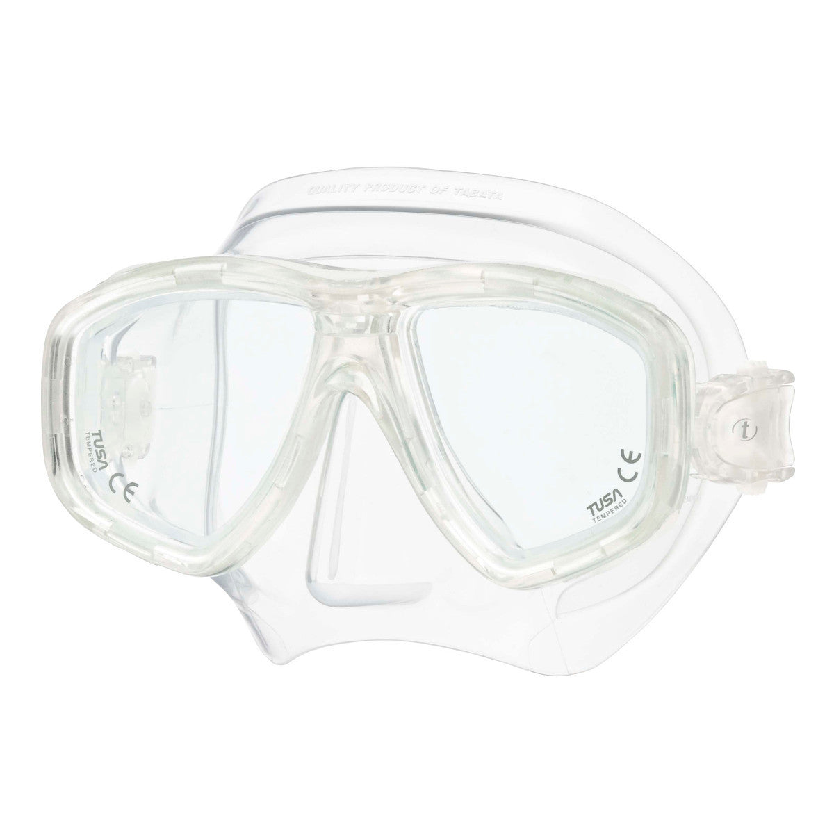 TUSA Geminus Mask - Oyster Diving Shop - 4