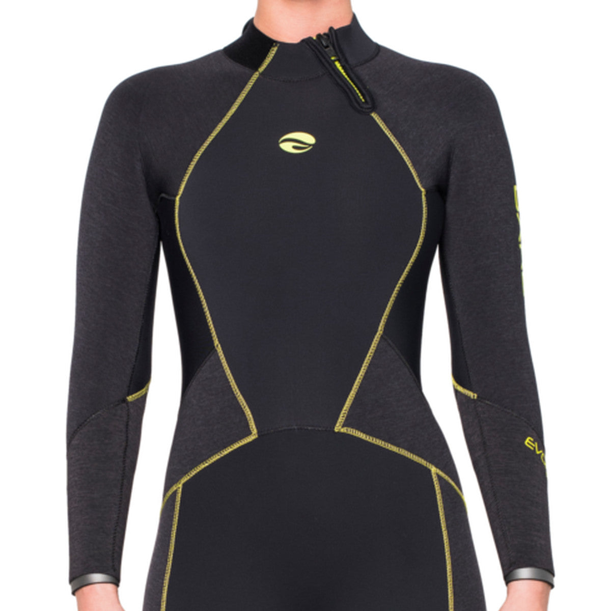Bare Evoke 5mm Wetsuit: Womens - Oyster Diving Shop - 5