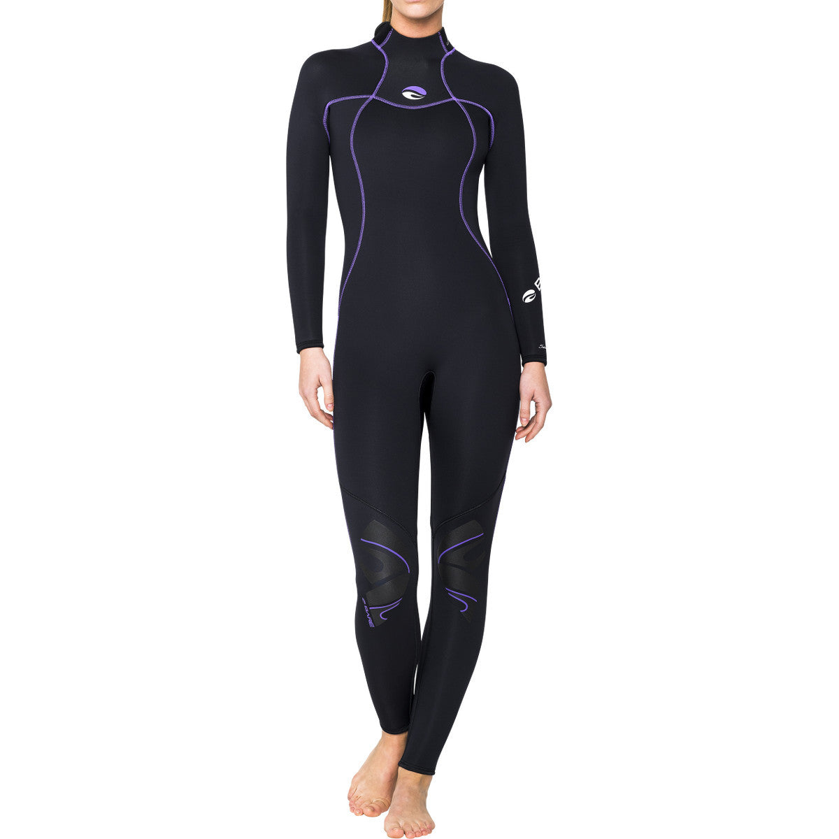 Bare Nixie 5mm Wetsuit:  Womens - Oyster Diving Shop - 1