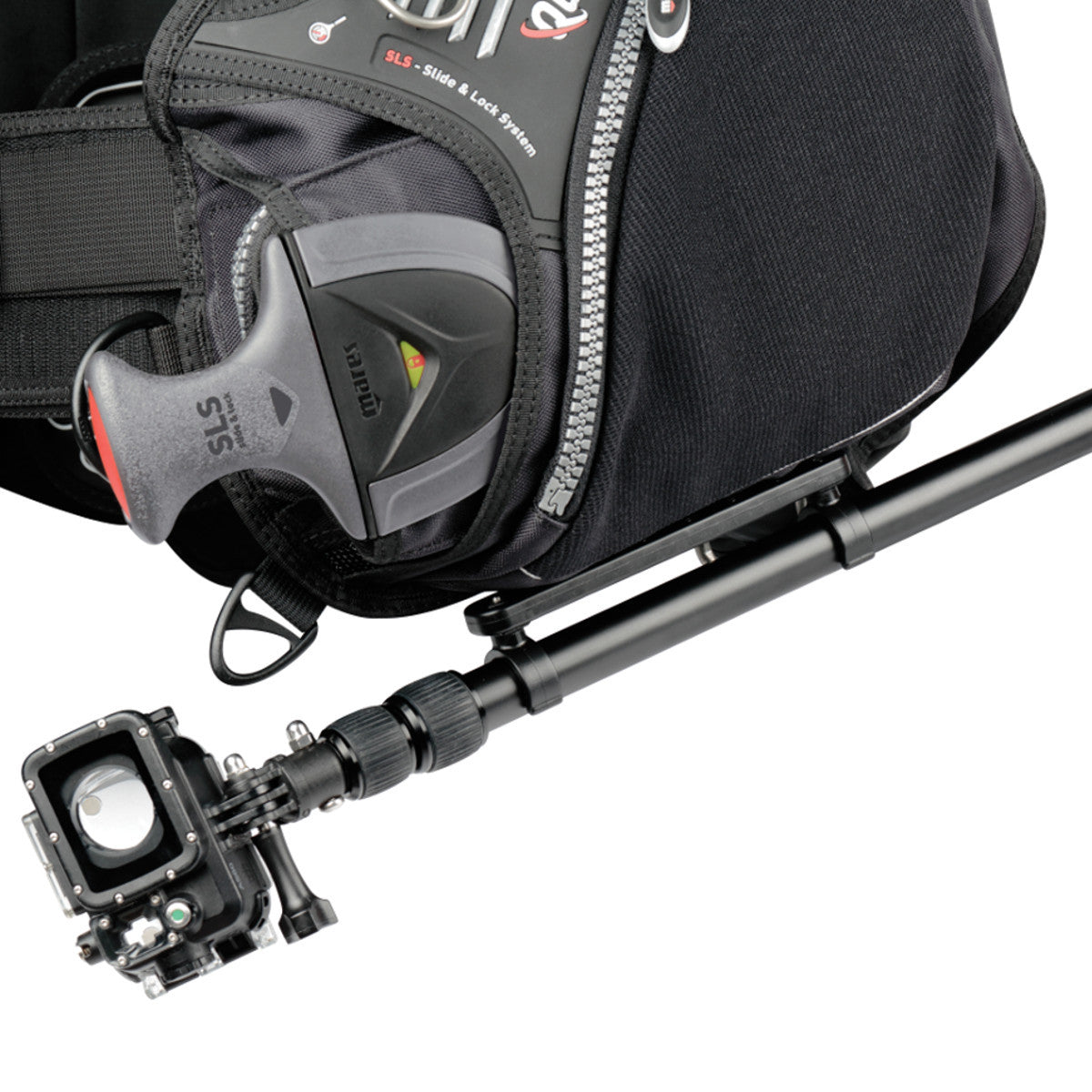Mares Quantum BCD - Oyster Diving Shop - 2