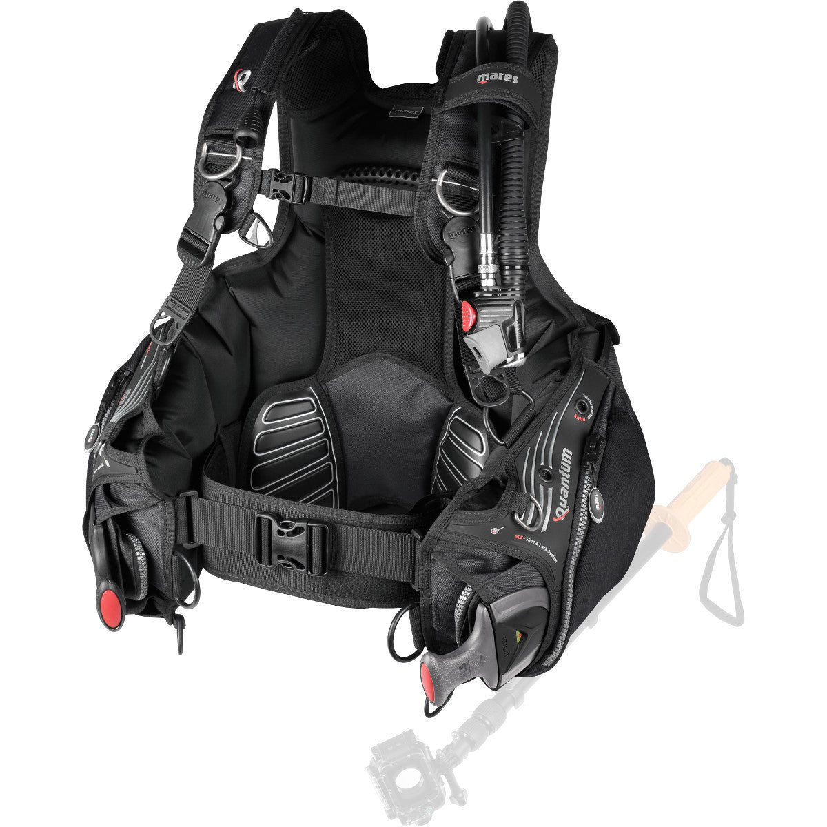 Mares Quantum BCD - Oyster Diving Shop - 1