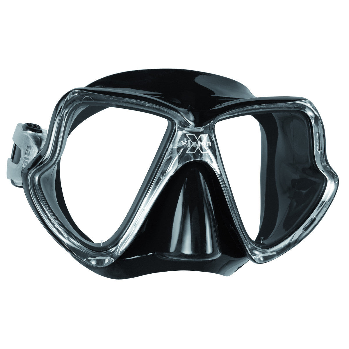 Mares X-VISION MID Mask - Oyster Diving Shop - 3