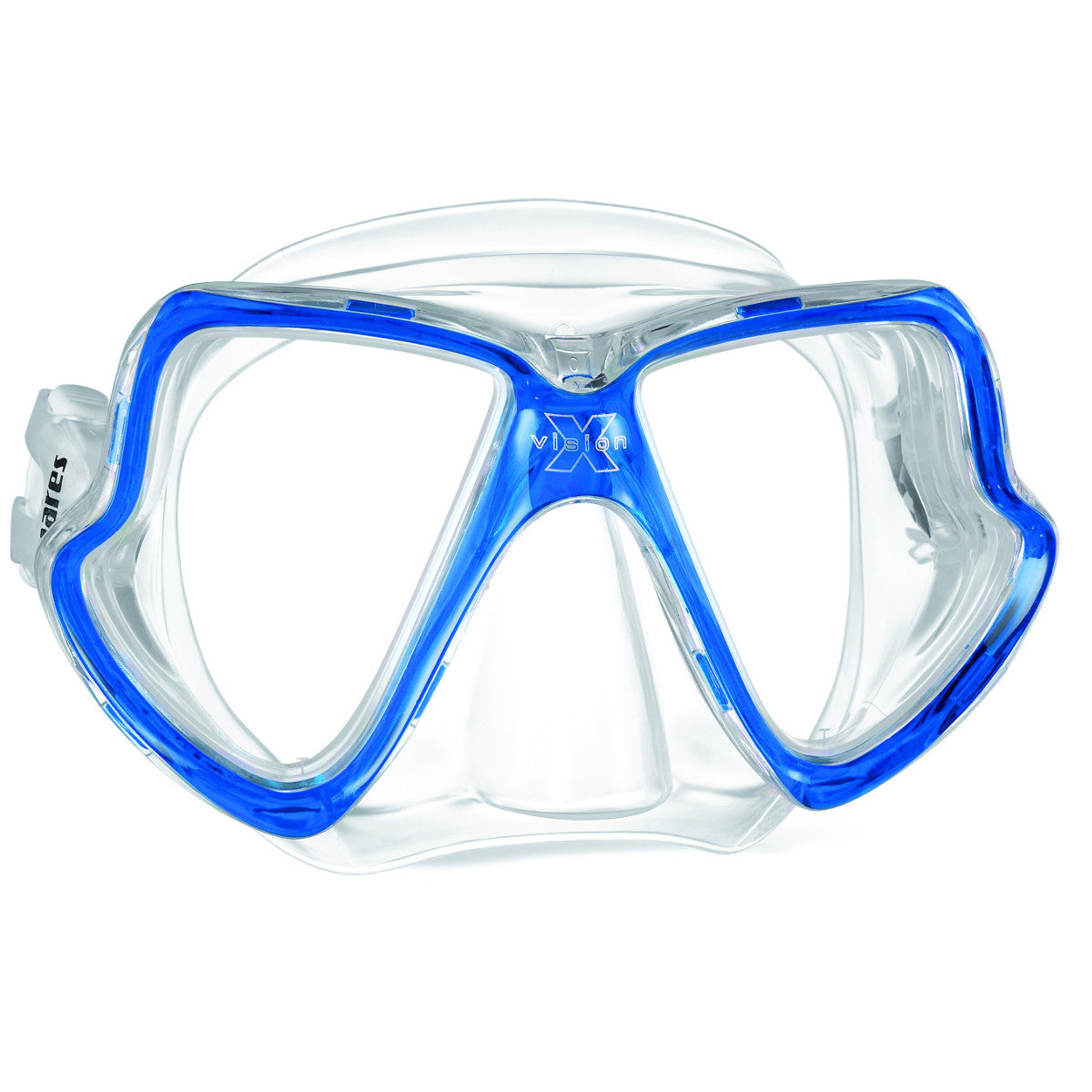 Mares X-VISION MID Mask - Oyster Diving Shop - 2