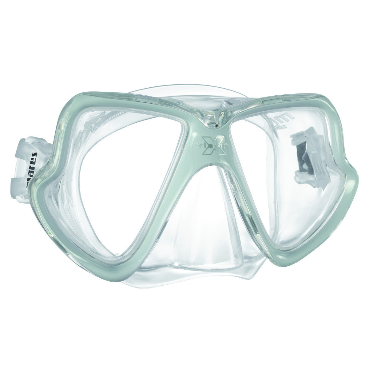 Mares X-VISION MID Mask - Oyster Diving Shop - 4