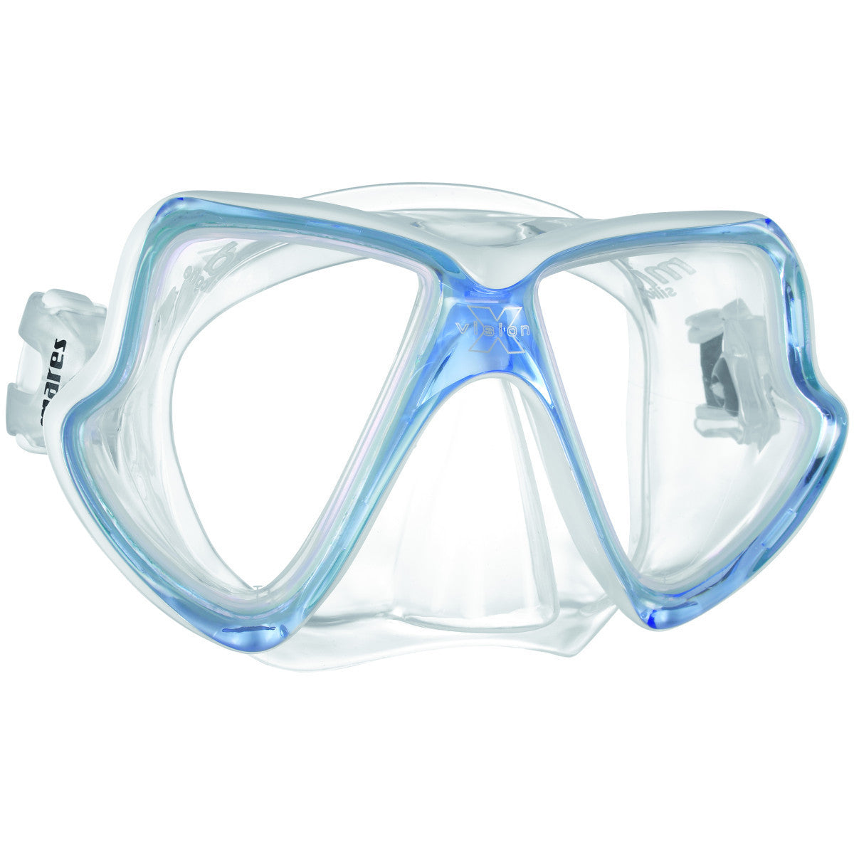 Mares X-VISION MID Mask - Oyster Diving Shop - 1