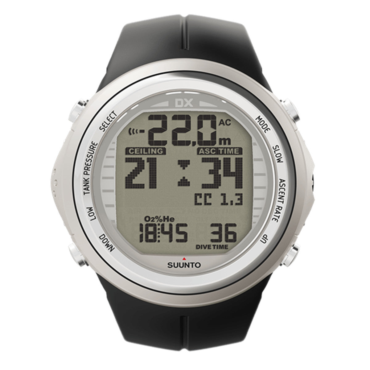 Suunto DX Computer + FREE £250 TRANSMITTER - Oyster Diving Shop - 2