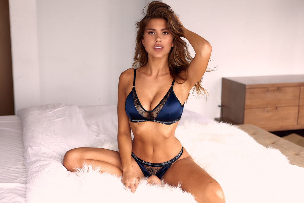 Lounge underwear Blue