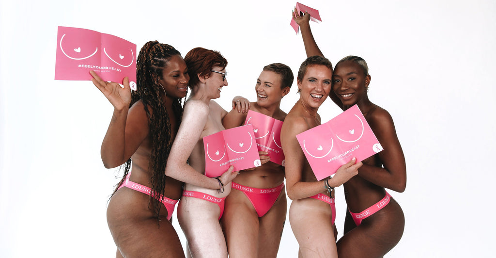 #FeelYourBreast Breast Cancer Awareness Campaign