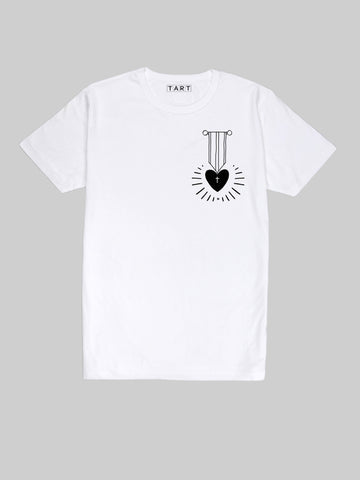 Heart Pendant T shirt