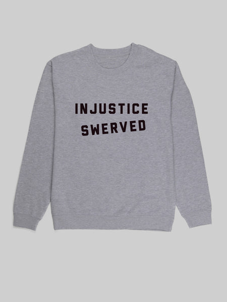 Injustice Swerved Unisex Sweatshirt