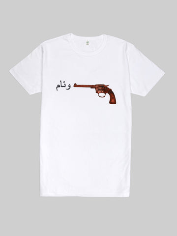 Peace Long T Shirt