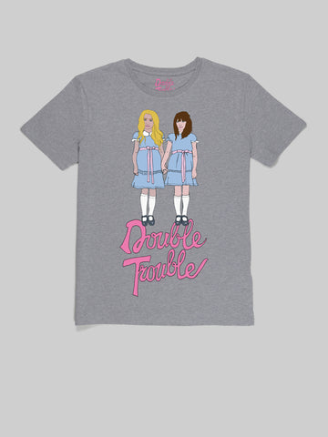 Double Trouble x Twins T shirt