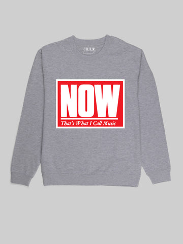 Original Now Logo Sweat