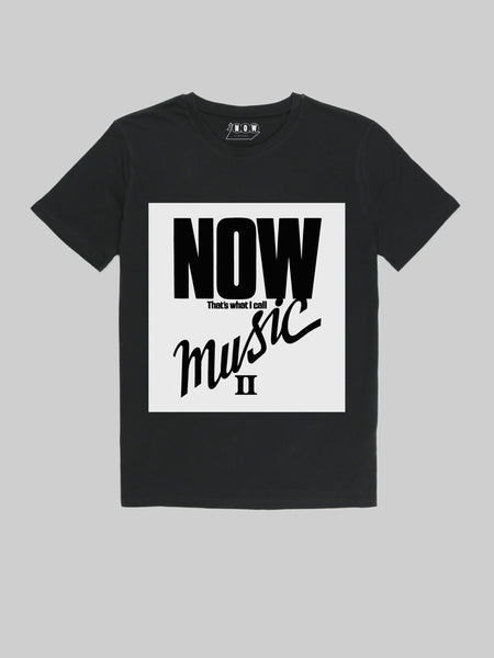 Now Music II LP Black