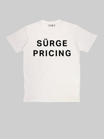 Sürge Pricing Natural T shirt