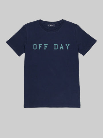 Off Day Blue T shirt