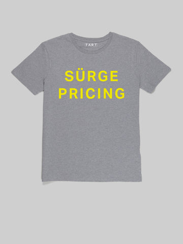 Sürge Pricing grey T