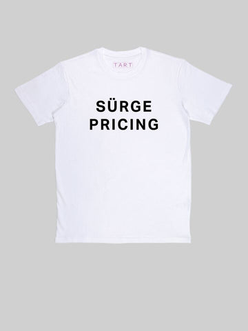 Sürge Pricing White