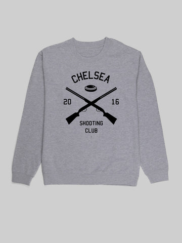 Chelsea Shooting Grey Sweatshirt