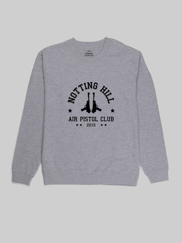 Notting Hill Club Grey Sweatshirt