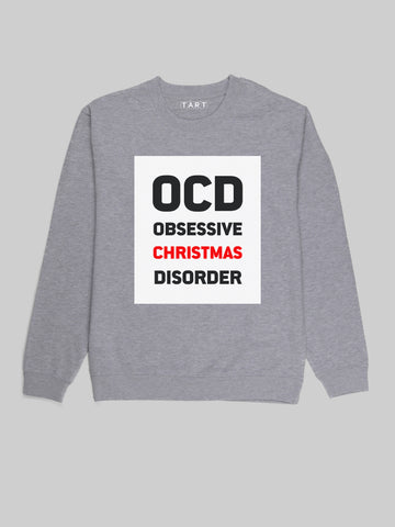 Obsessive Christmas Disorder Sweater