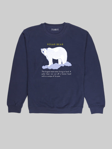 Polar Bear WTF Sweatshirt