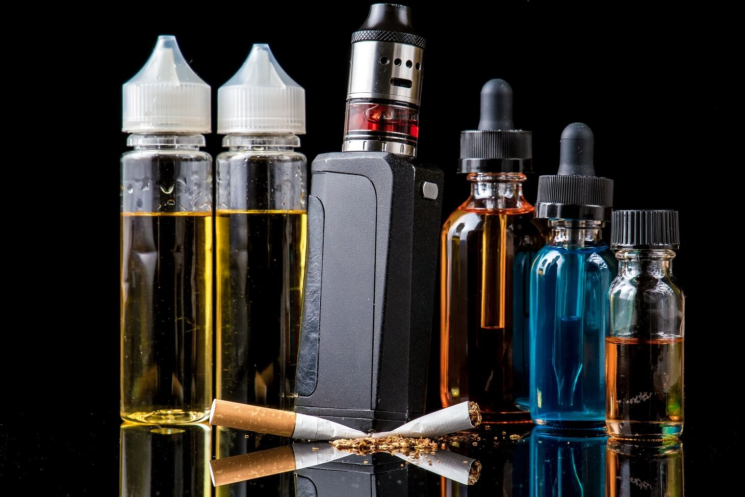 Vaping's Role in the 'Quit Smoking' Community
