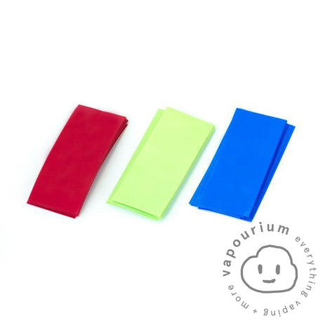 18650 Heatshrink Battery Wraps - 10 pack - Vapourium, Buy Vape NZ, Ecig, Vape Pens, Ejuice/Eliquid, Christchurch, Dunedin