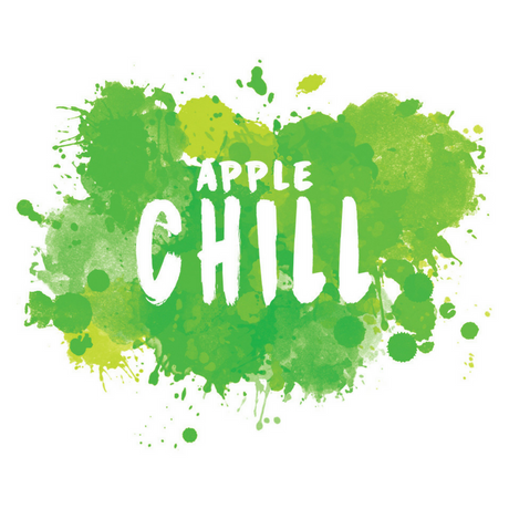 Apple Chill - 60ml - Vapourium, Buy Vape NZ, Ecig, Vape Pens, Ejuice/Eliquid, Christchurch, Dunedin
