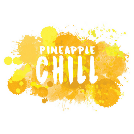 Pineapple Chill - 60ml  - Vapourium, Buy Vape NZ, Ecig, Vape Pens, Ejuice/Eliquid, Christchurch, Dunedin, Timaru, Auckland, Nelson